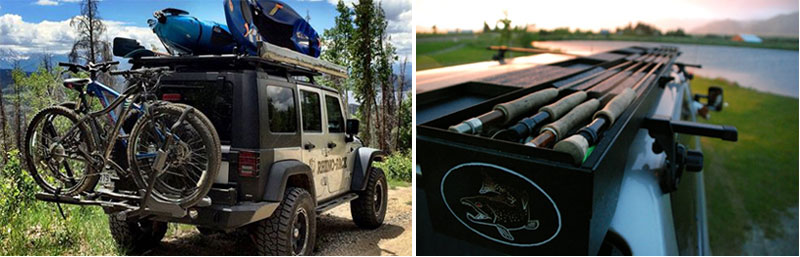 At High Country Accessories We Offer Roof Racks Sport And Adventure Systems For Nearly Every Make Model Car Truck Or SUV